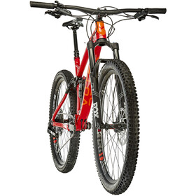 "VOTEC VMs Elite Retki/Trail Täysjousto 27,5"", red-black"